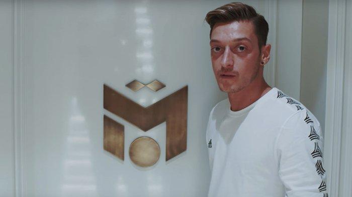 Beri Ucapan di HUT RI Ke-76, Mesut Ozil Berharap Indonesia Cepat Pulih dari Pandemi