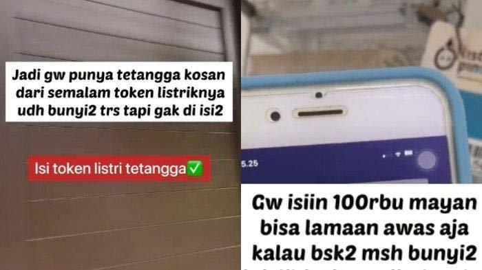 Viral Aksi Wanita Diam-diam Isikan Token Listrik Tetangga Rp 100 Ribu, Ternyata Gara-gara Ini