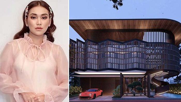 Diterpa Ancaman Diblacklist dari TV, Ayu Ting Ting Diam-diam Bangun Rumah Mewah, Arsitek Buka Suara