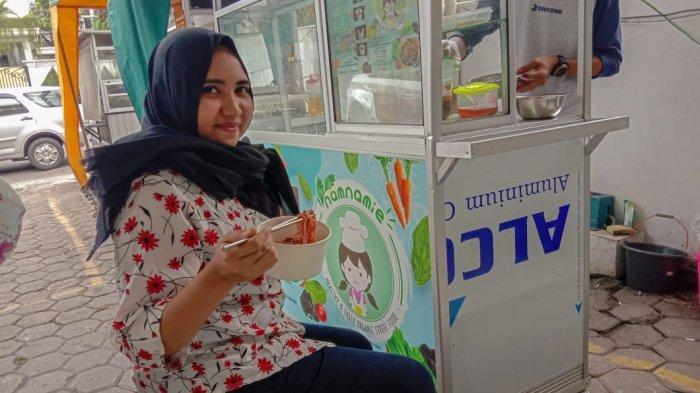 Mie Unik Warna-Warni di Bogor, Namnamie Tawarkan Mi dari Buah dan Sayuran