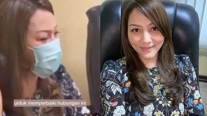 Ungkit Kabar James Minta Angel Sepang Gugurkan Kandungan, Michaela Nangis : Sebagai Istri Sudah Tahu