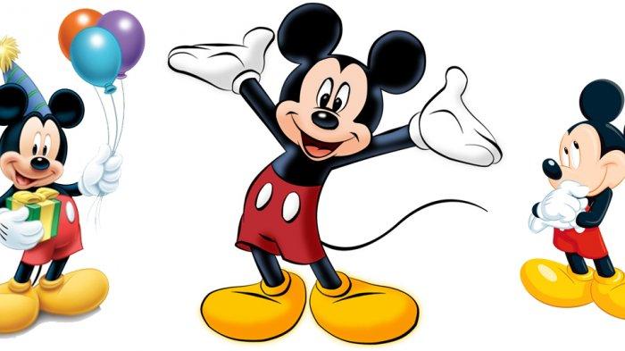 Tak Sangka Usia Hampir 90 Tahun Ini 5 Fakta Mickey Mouse Beda Negara Beda Nama Lho Tribunnews Bogor