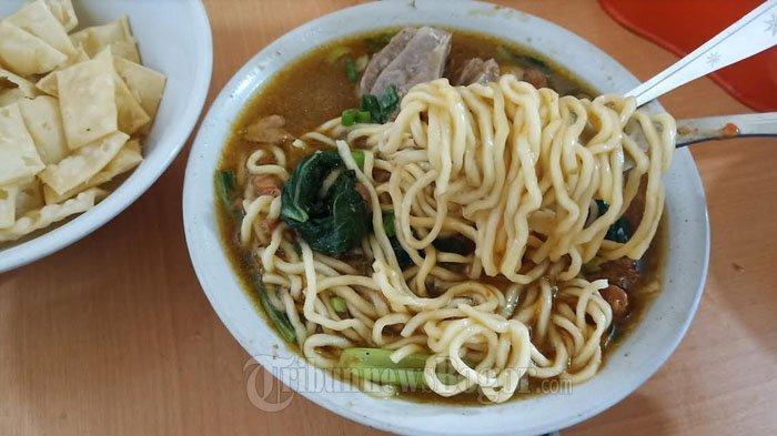 6 Kuliner Mie Ayam Lezat Khas Bogor, Ada yang Porsi Jumbo, Bikin Kenyang Tapi Harga Murah Meriah