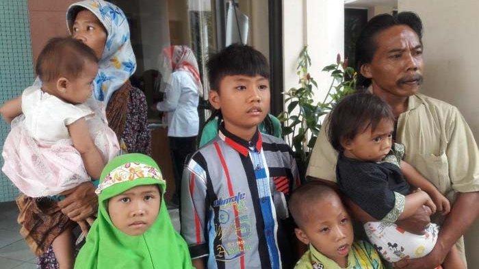 Jarang Keluar Rumah, Keluarga yang Minum Air Comberan Tinggal di Tempat Tersembunyi