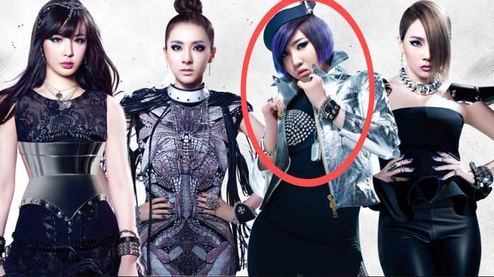 Ulang Tahun Ke-11, Girlband 2NE1 Rayakan Secara Virtual