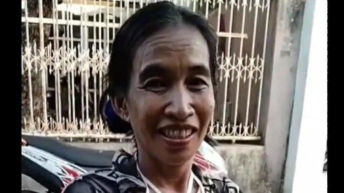 Viral Video Emak-emak Mirip Presiden Jokowi, Disangka Saudara, Ini Sosoknya