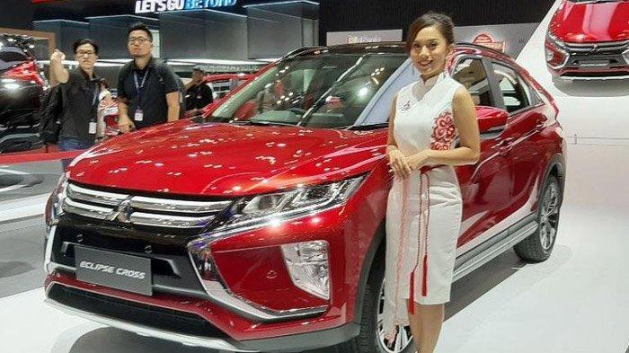 Selama GIIAS 2019, Mitsubishi Pasang Target Realistis