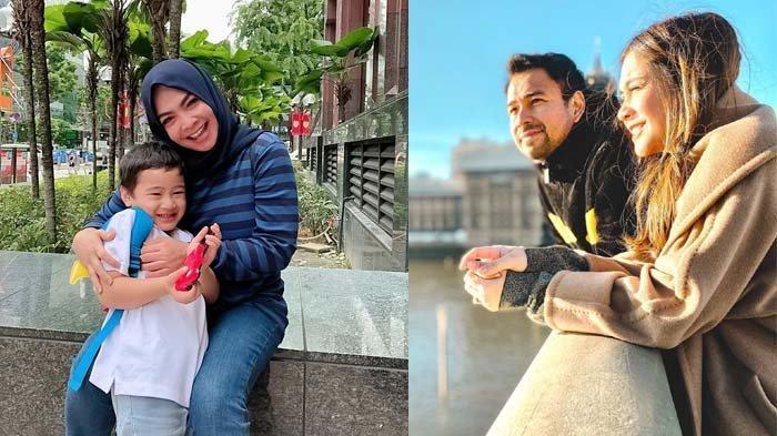 Lihat Raffi Ahmad Marahi Rafathar hingga Ngambek, Mama Rieta Langsung Beri Perintah Ini ke Cucunya