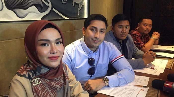 Medina Zein Ungkap Bukti Aliran Dana Bandung Makuta ke Rekening Irwansyah, Berapa Jumlahnya ?
