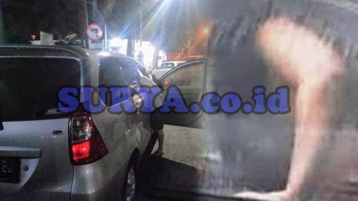 Satpol PP Gerebek Mobil Goyang Depan Rumah Wakil Bupati Tuban, Isinya Pasangan Kekasih