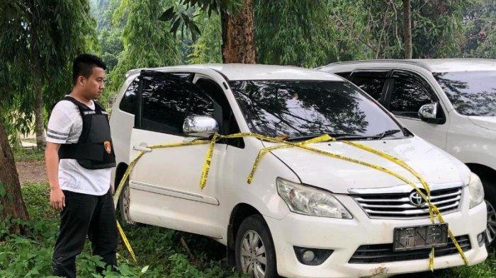 Polisi Dalami Bercak Darah di Mobil Dufi