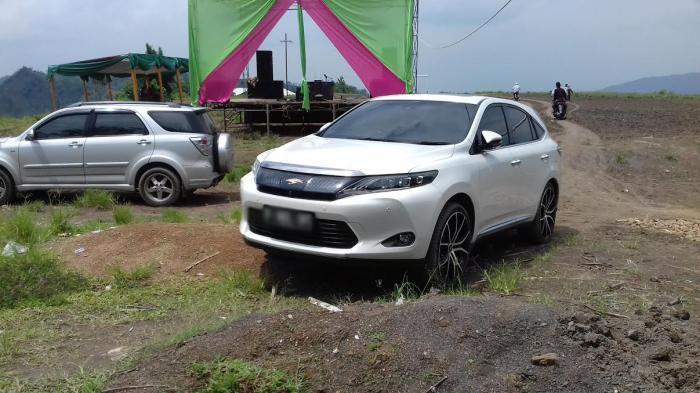 Wow Keren, Mobil Kades di Bogor Toyota Harrier