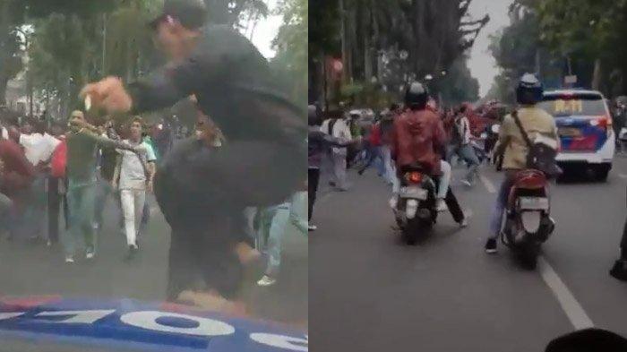 Mobil Kasat Lantas Polresta Bogor Kota Dirusak, 8 Pelajar Jalani Pemeriksaan