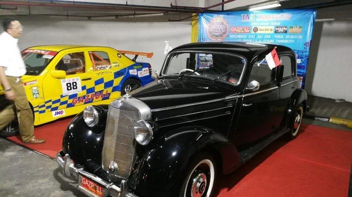 Ratusan Mobil Klasik dan Langka Bakal Mejeng di '4Boost Limited Car Show Charity'