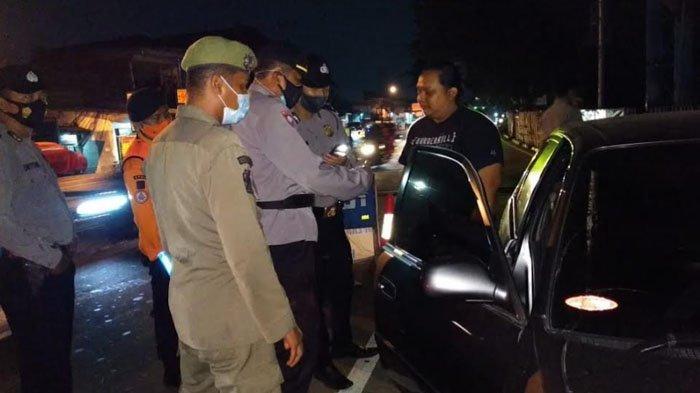 Nekat Melintas Tengah Malam, Pemudik Asal Banten Diputar Arah oleh Petugas di Cibinong
