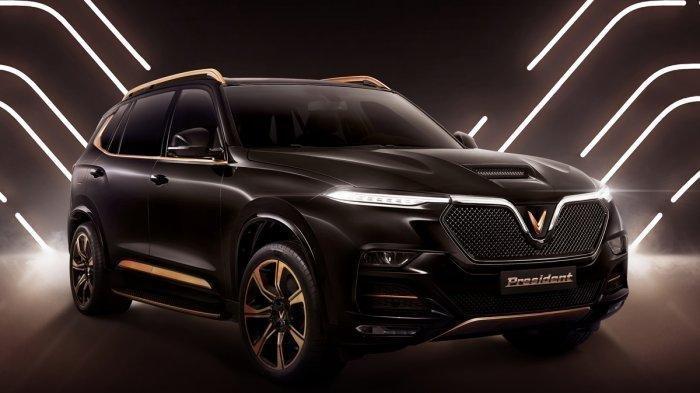 Berbasis BMW X5, Ini Penampakan SUV Mewah Asal Vietnam
