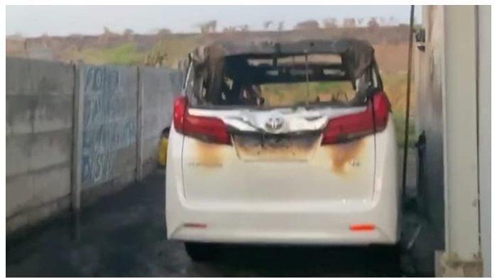 Kronologi Mobil Alphard Via Vallen Diduga Dibakar, Terduga Pelaku Sudah Ditangkap