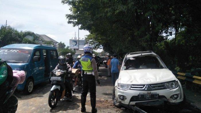 Kondisi Eggi Sudjana Setelah Kecelakaan di Cibinong, Ada Luka Robek di Pelipis