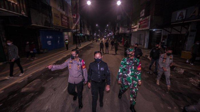 Mobilitas Warga Terpantau Berkurang di Hari Pertama Ganjil Genap Kota Bogor