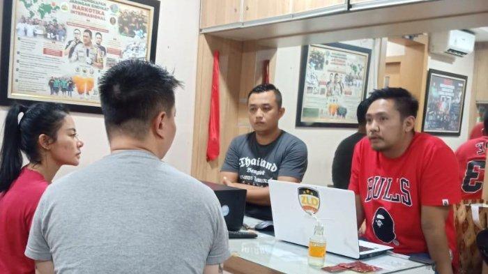 BREAKING NEWS - Model Vitalia Sesha Kembali Ditangkap Polisi, Ditemukan Barang Bukti Narkotika
