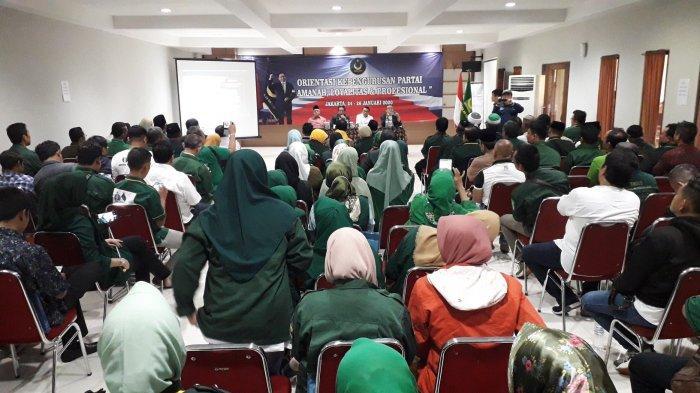 Hadiri Seminar DPP PBB di Bogor, Moeldoko Bahas Kepemimpinan hingga Komunikasi Politik