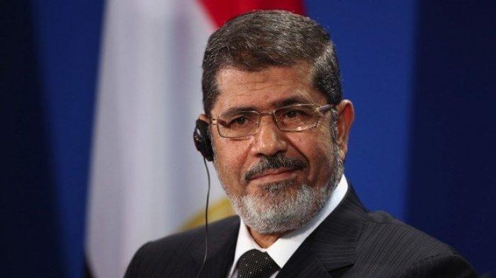 Mantan Presiden Mesir Mohamed Morsi Meninggal Dunia Pasca Ambruk Saat Sidang, Begini Kronologinya!