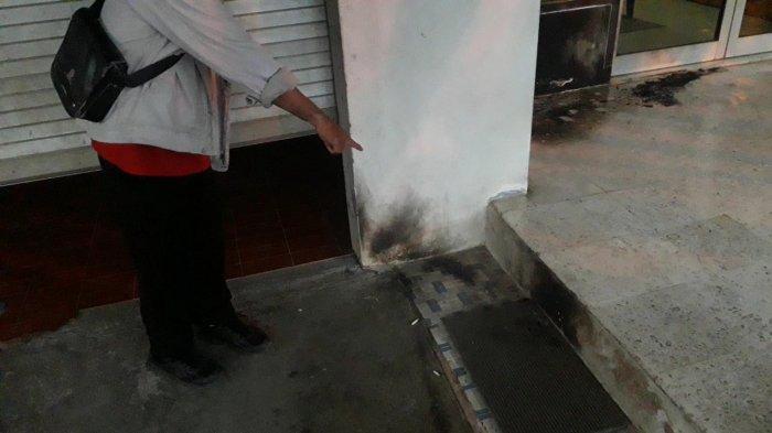 Lagi ! Sekretariat PAC PDIP Dilempar Bom Molotov, Kali Ini di Cileungsi Bogor