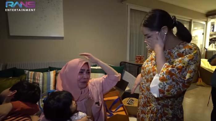 Ulang Tahun, Tangis Mama Rieta Pecah saat Sosok Ini Muncul, Ibunda Nagita : Ya Allah Terima Kasih