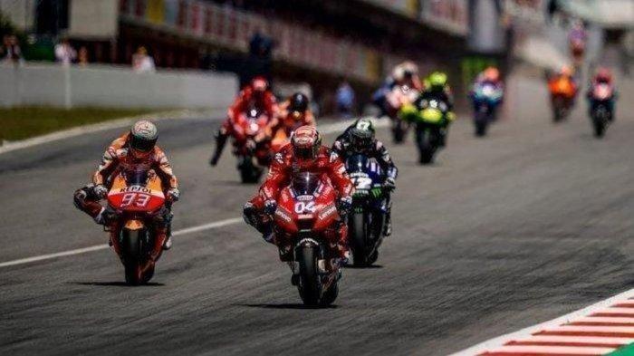 Hasil MotoGP Jepang 2019: Marc Marquez Tak Terkalahkan, Valentino Rossi Gagal Finis Akibat Terjatuh