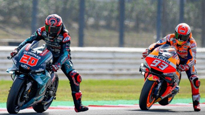 Nonton Live Streaming MotoGP Aragon 2020 Tayang di Trans7, Cek Posisi Start Balapan