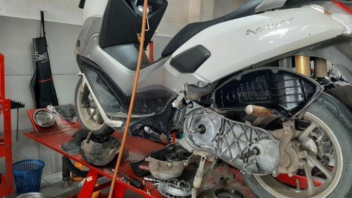 Tips Merawat Motor Matic Agar Tetap Lincah saat Dipakai