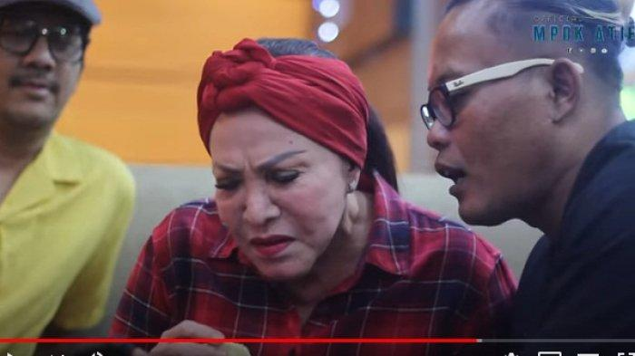 Tak Percaya Nathalie Holscher Jadi Calon Istri Sule, Mpok Atiek Bingung Caranya PDKT : Muda Banget