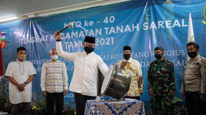 Buka MTQ Tingkat Kecamatan, Bima Arya Umat Muslim Ajak Bermuhasabah
