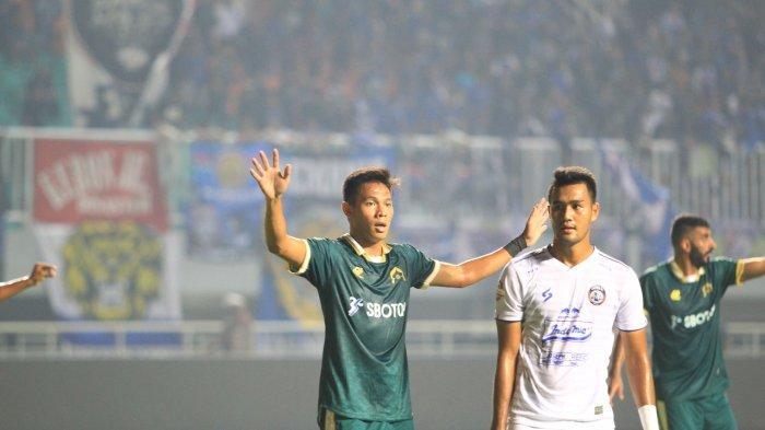 Pemain belakang Persikabo 1973, Muhammad Rifad Marasabessy dan Andy Setyo Dipanggil Timnas Indonesia