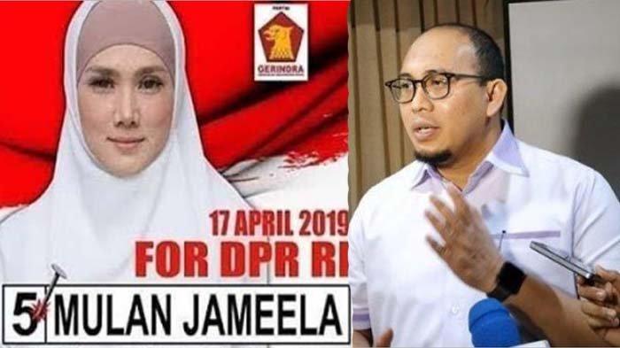 Bantah Mulan Jameela ke DPR Rekayasa Partai, Ini Kata Andre Rosiade Ditanya Alasan Caleg Dipecat