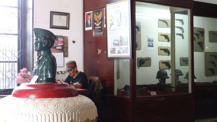 Museum Perjuangan di Jalan Merdeka, Kecamatan Bogor Tengah, Kota Bogor