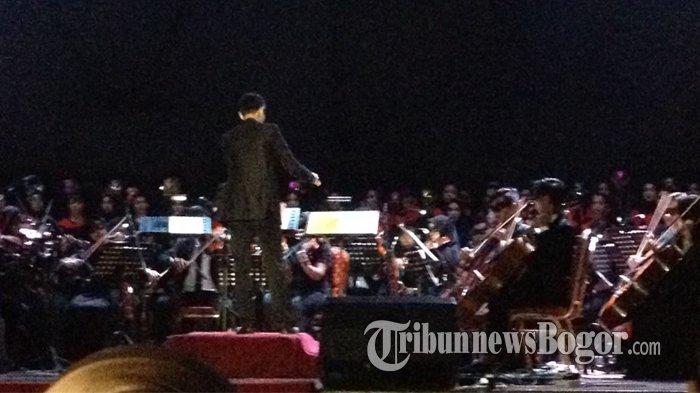 Konser Orkestra Siswa SMKN 2 Cibinong, Suarakan Semangat Para Pejuang