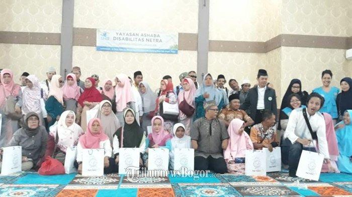 Yayasan Shaba Disabilitas Netra Kota Bogor Andalkan Dana Swadaya untuk Menggelar Kegiatan