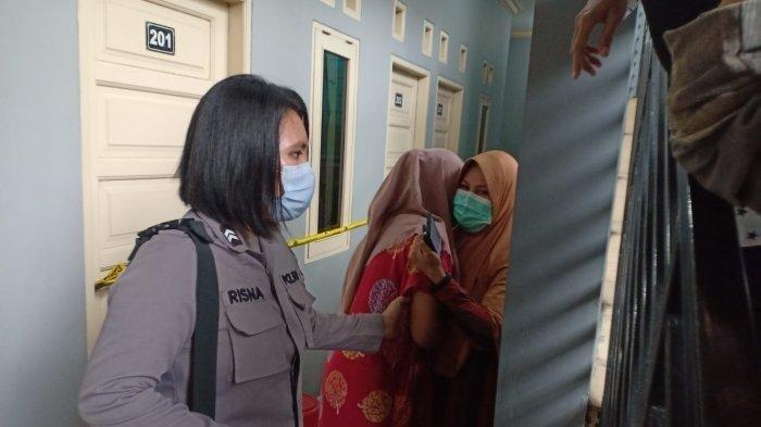Pengakuan Mahasiswi Kubur Janin di Pot Bunga, Pemilik Kos Tak Tahu Sedang Hamil: Selalu Pakai Mukena