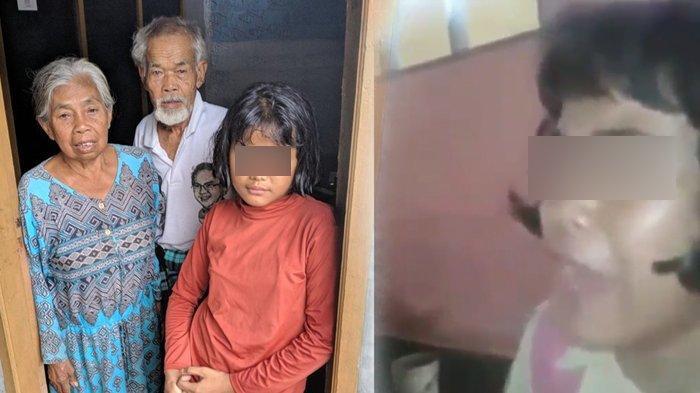 Nabila Anak SD Korban Bullying, Jadi Pemulung Demi Biaya Berobat Kakek & Neneknya yang Sakit-sakitan