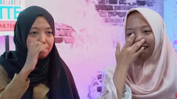 Nabila-Nadya Terharu Bertemu Setelah Terpisah 16 Tahun, SMS Ibu Kandung Bikin Nangis 3 Hari 3 Malam