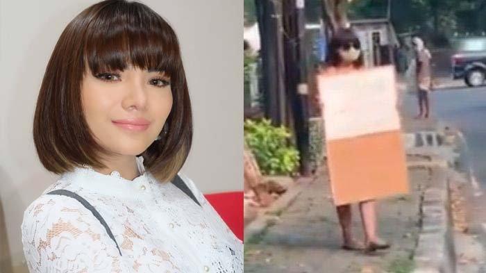 12 Jam Diperiksa Polisi Gara-gara Pakai Bikini, Status Dinar Candy Terkuak, Sang Adik Ikut Terlibat