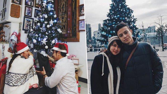 Pacaran Beda Agama Begini Keseruan 7 Seleb Ini Rayakan Momen Natal Dengan Kekasih Tribunnews Bogor