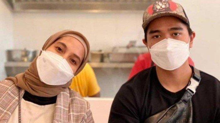 Dituding Hina Jokowi, Nadya Didepak Kaesang? Putra Presiden Kini Gandeng Cewek Baru,Pamer Tanda Love