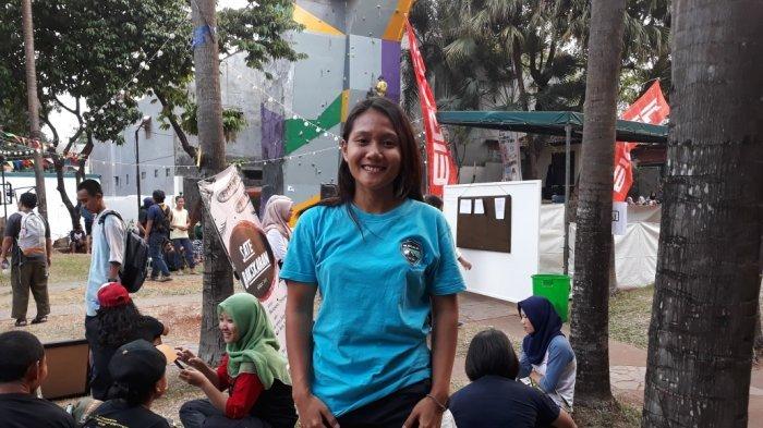 Sabet Gelar Juara, Nadya Harap Gunadarma Wall Climbing Competition Jadi Acara Rutin Tahunan