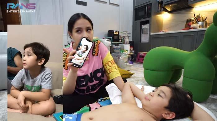 Rafathar Disebut Mirip Artis Korea hingga Trending, Nagita Slavina Ngakak : Gantengan Anak Mama Lah