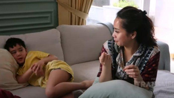 Ditertawakan Raffi Ahmad, Rafathar Ungkap Kebiasaan Jorok Ibunya, Nagita Slavina : Astagfirullah
