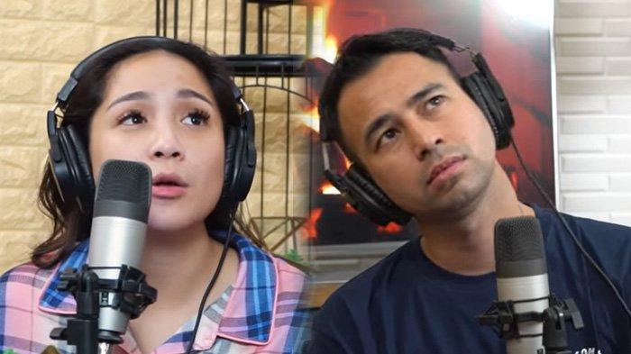 Nagita Slavina Tiba-tiba Sesak Saat Bahas Kelakuan Netizen, Raffi Ahmad : Kamu Sebenarnya Emosi