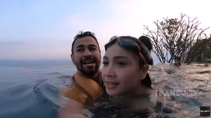 Raffi Ahmad Sebut Istrinya Mirip Hewan Ini saat Renang, Nagita Slavina Istighfar Ditertawakan Teman