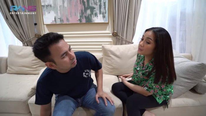 Mimpi Raffi Ahmad Bersama Seseorang, Nagita Slavina Beri Ultimatum : Gak Boleh Sebut Nama